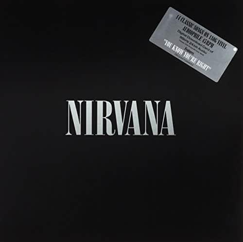 nirvana best of 2lp