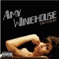Amy Winehouse - Back To Black Alternate Cover
