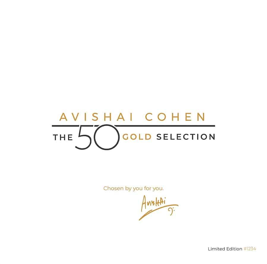 Avishai Cohen - The 50 Gold Selection 6LP Limited Edition Numbered Box Set