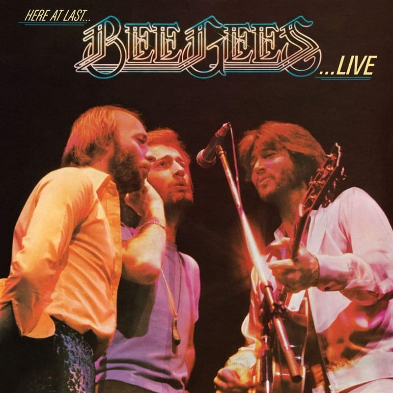 Bee Gees - Here At Last: Bee Gees Live 2LP