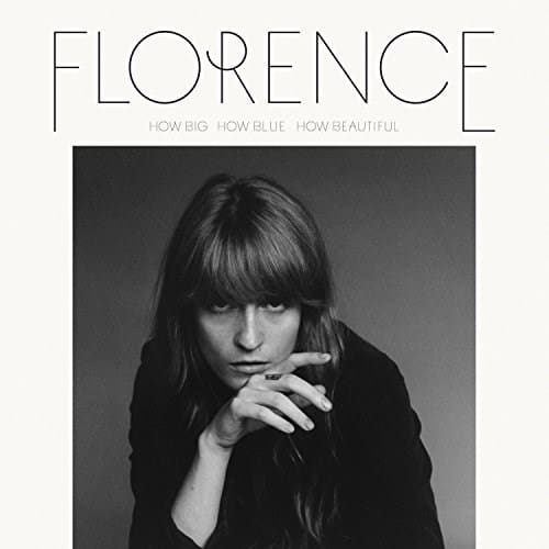 Florence And Thr Machine - How Big, How Blue, How Beautiful 2LP