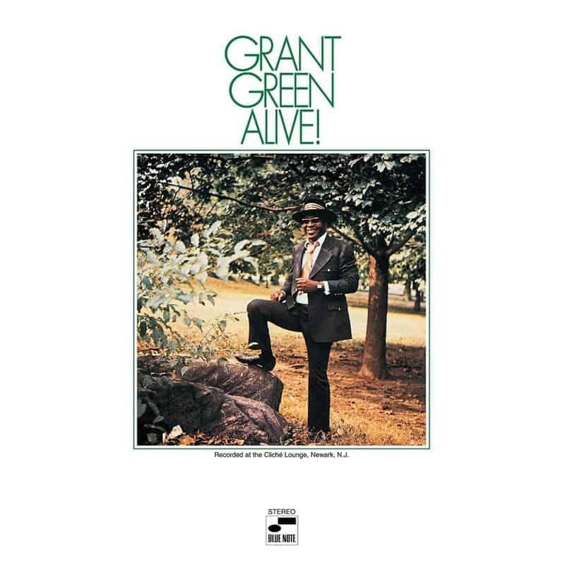 Grant Green - Alive!