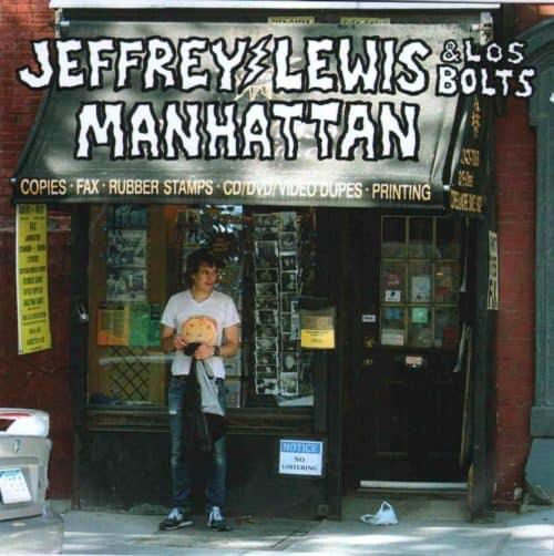 Jeffrey Lewis Manhattan