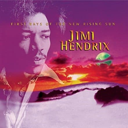 Jimi Hendrix - First Rays of the New Rising Sun 2LP
