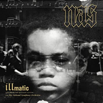 Nas - Illmatic Live From The Kennedy Center 2LP