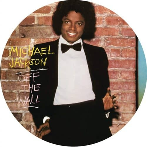 Off The Wall (Picture Disc Vinyl) - LP