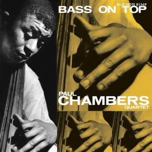 Paul Chambers - Bass On Top Blue Note Tone Poet Series