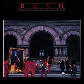 Rush - Moving Pictures Audiophile Vinyl
