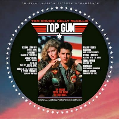Top Gun Soundtrack (Limited Edition Picture Disc)
