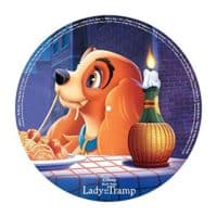 Walt Disney - Lady And The Tramp Picture Disc Vinyl