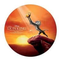 Walt Disney Lion King Picture Disc