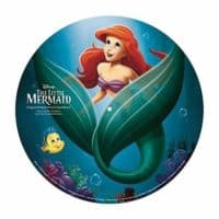 Walt Disney Little Mermaid Picture Disc