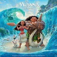 Walt Disney - Moana The Songs (Original Motion Picture Soundtrack)