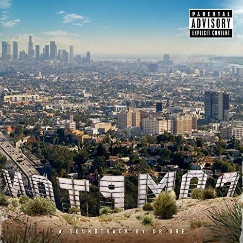 Dr. Dre - Compton Soundtrack 2LP