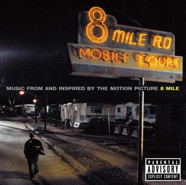 Eminem - Music From And Inspired By The Motion Picture 8 Mile 2LP