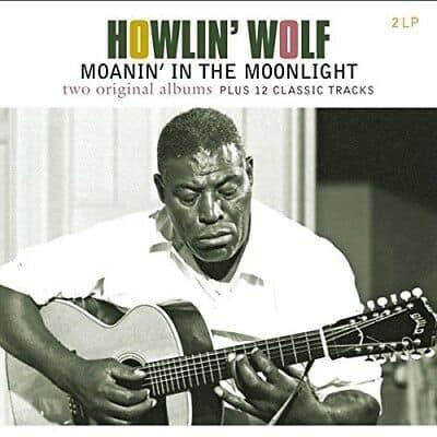 Howlin Wolf 2LP