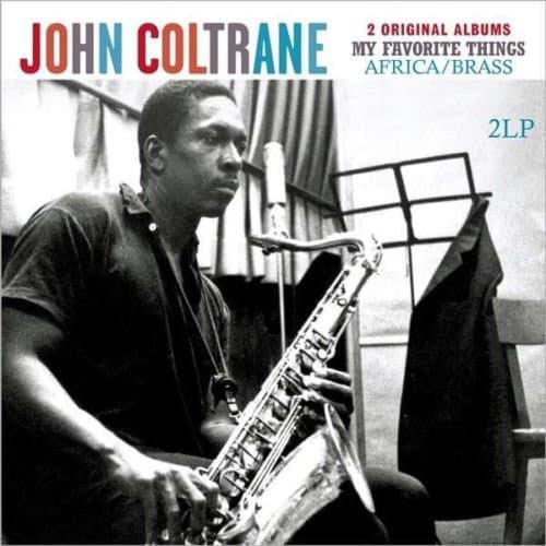 John coltrane 2 Albums