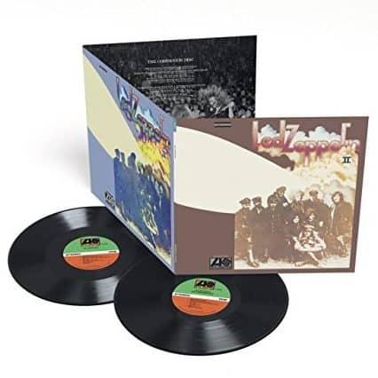 Led Zeppelin II 2LP Deluxe Edition