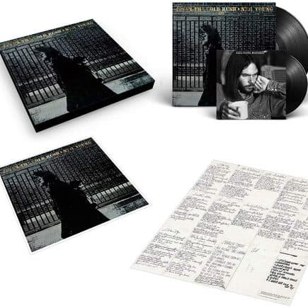 Neil Young After 50th Anniversary Limited