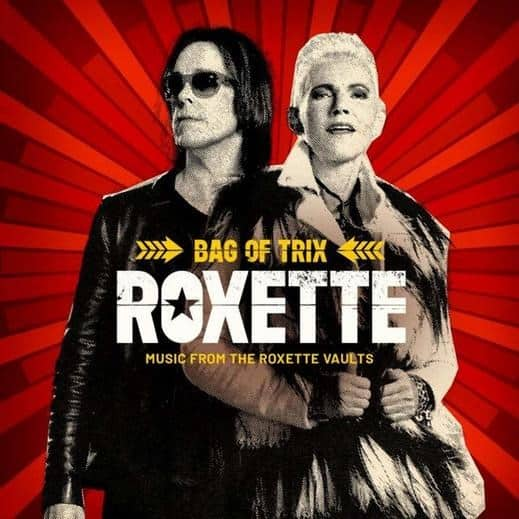 Roxette - Bag of Trix: Music From The Roxette Vaults 4LP BOX SET