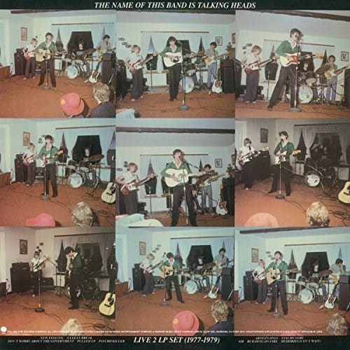 Talking Heads - The Name Of This Band Is Talking Heads - 2LP
