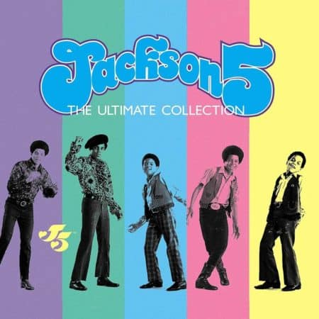 jackson 5 ultimate 2LP