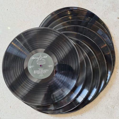 תקליטים ליצירה ביטניק