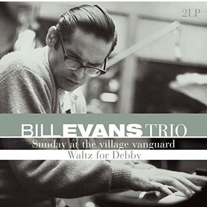 Bill Evans Trio - Sunday At The Village Vanguard/Waltz For Debby (180g Import Vinyl 2LP)