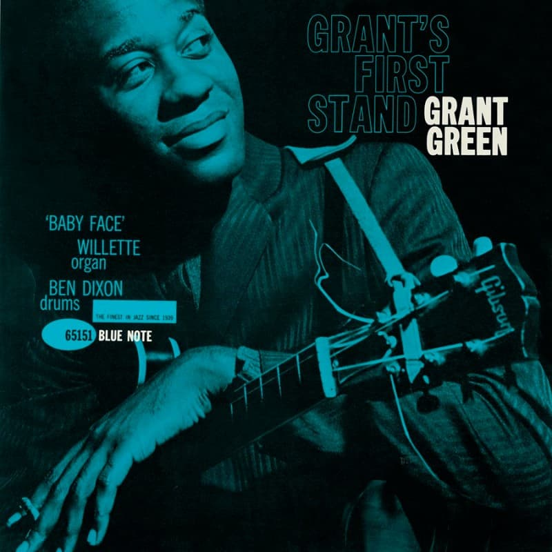 Grant Green First Stand