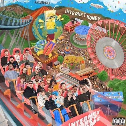 Internet Money - B4 the Storm Colored Vinyl 2LP