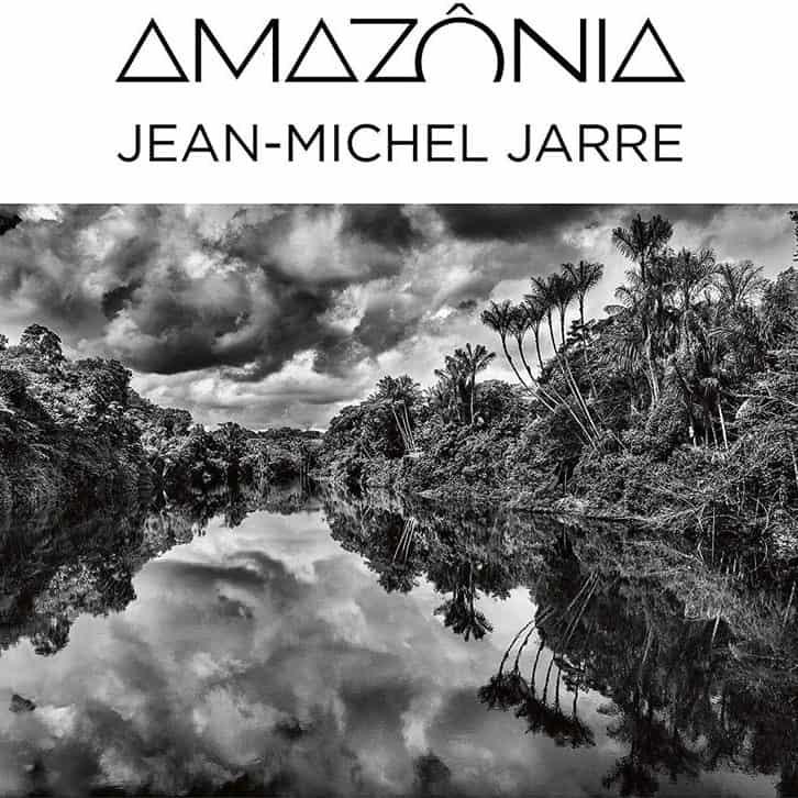 Jean-Michel Jarre - Amazonia 2LP