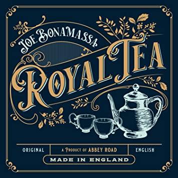 Joe Bonamassa - Royal Tea [Clear Vinyl]