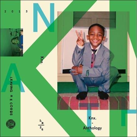 Knxwledge - Anthology (Vinyl 2LP)
