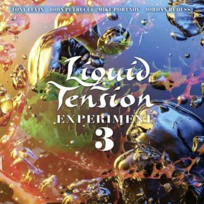 Luquid Tension Experiment - LTE3 2LP + CD