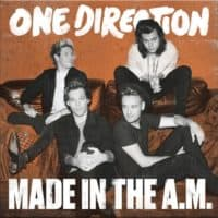 One Direction - Made In The A.M. 2LP