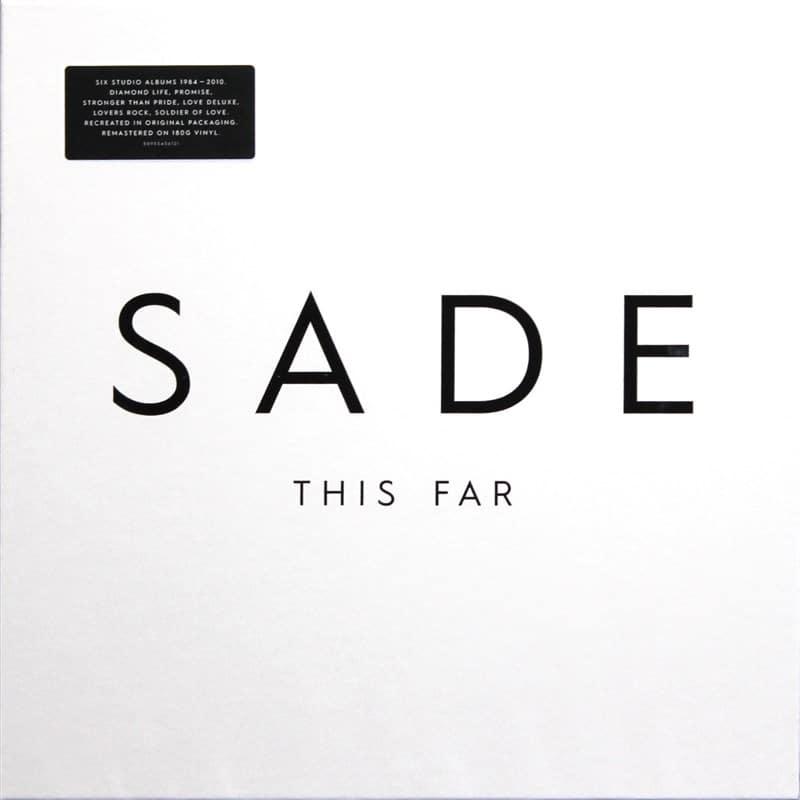 Sade - This Far 6LP Box Set