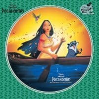 Walt Disney Songs from Pocahontas [Picture Disc]