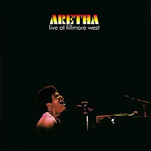 Aretha Franklin - Live At Fillmore West Audiophile Pressing