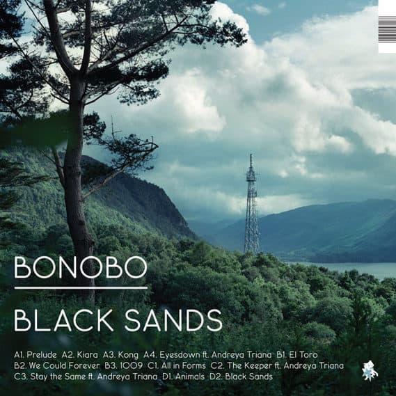 Bonobo Black Sands