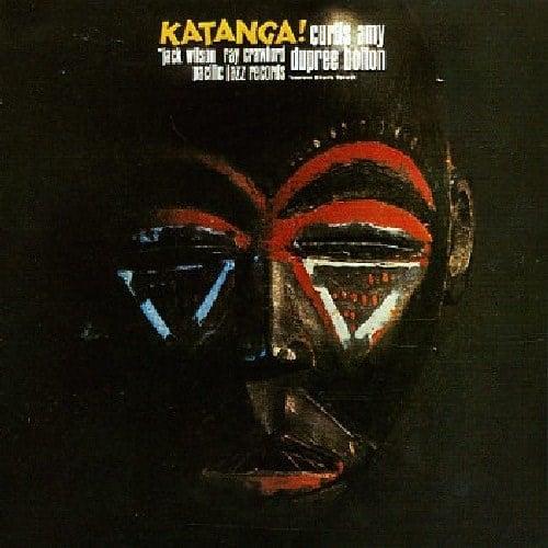 Dupree Bolton And Curtis Amy - Katanga! Blue Note Tone Poet Series