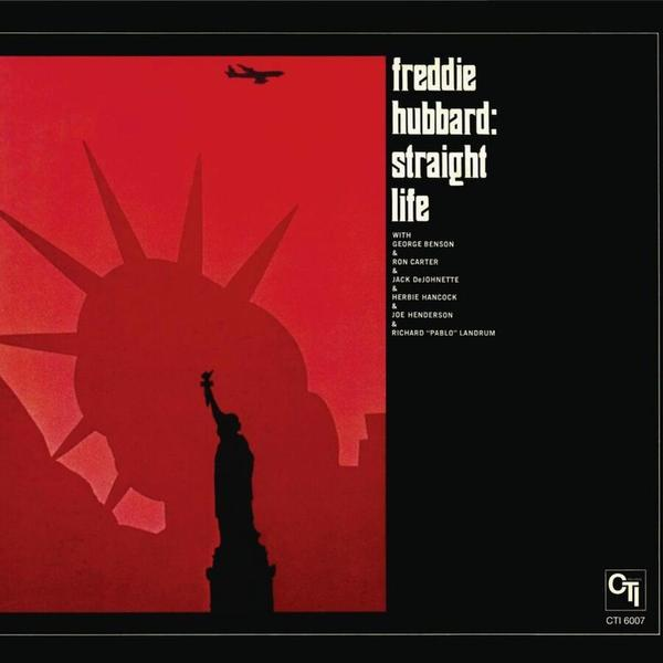 Freddie Hubbard - Straight Life Audiophile Pressing