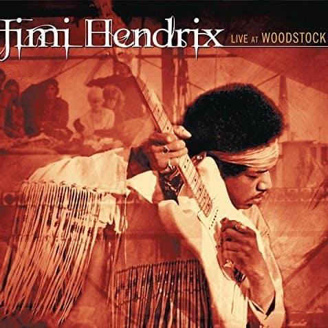 Jimi Hendrix - Live at Woodstock 3LP