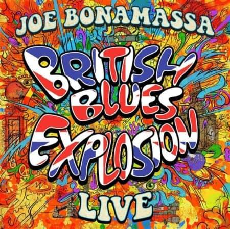 Joe Bonamassa - British Blues Explosion Live 3LP
