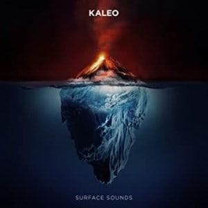 Kaleo - Surface Sounds - Opaque White Vinyl 2LP
