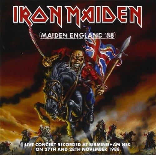 Maiden England 88