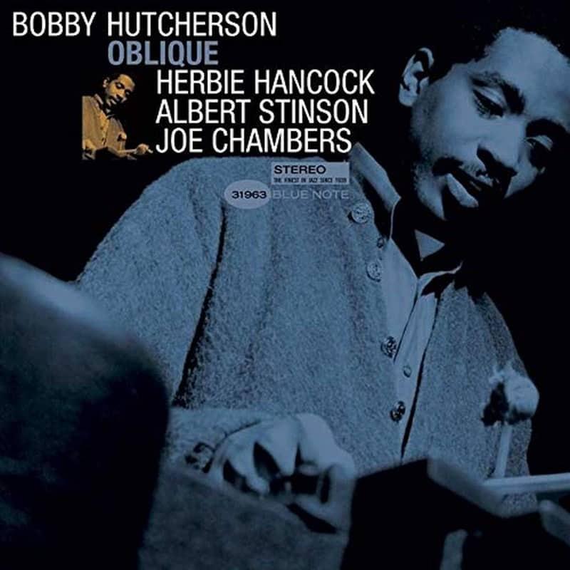 Bobby Hutcherson - Oblique Blue Note Tone Poet Series