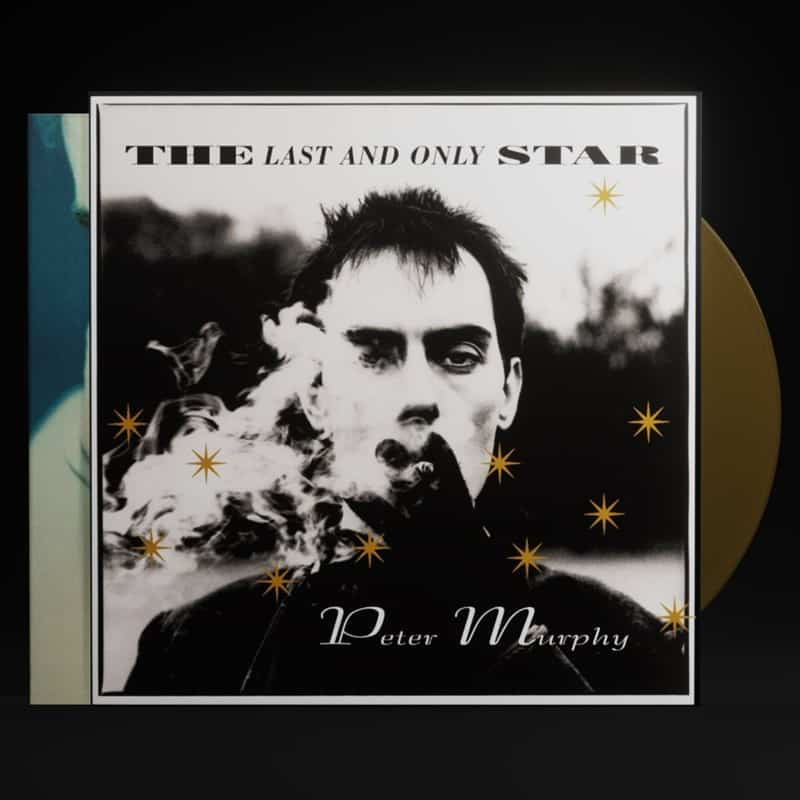 Peter Murphy - The Last And Only Star Gold Vinyl