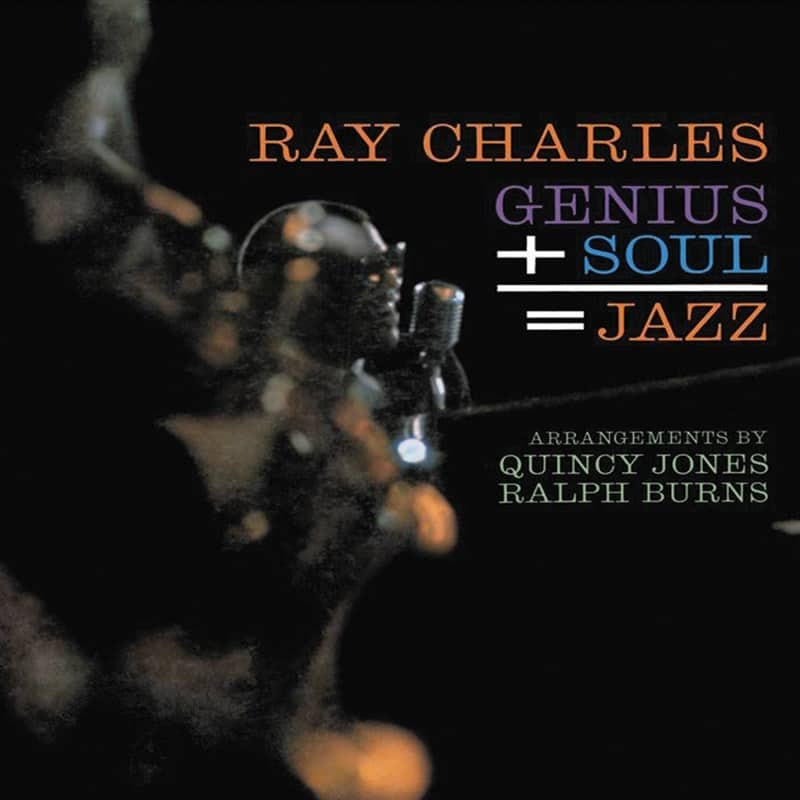 Ray Charles - Genius + Soul = Jazz Verve Acoustic Sounds Series
