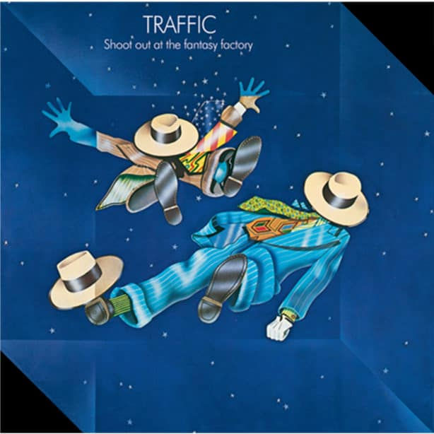 Traffic - Shoot Out At The Fantasy