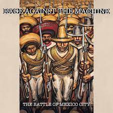 The Battle Of Mexico City RSD